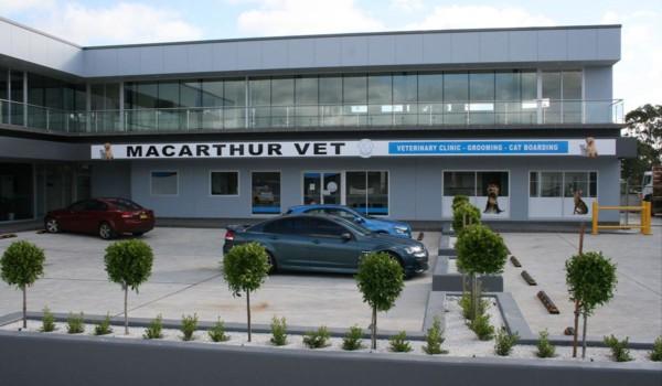 Macarthur Vet Gregory Hills 3